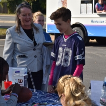 OAA home coming tail gate 2015 015