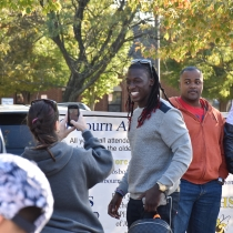 OAA home coming tail gate 2015 020
