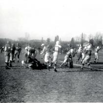 Football game 1955